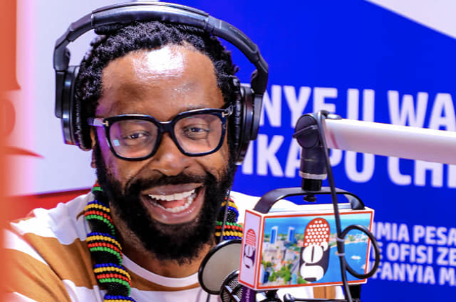 DJ Sbu launches another online radio station