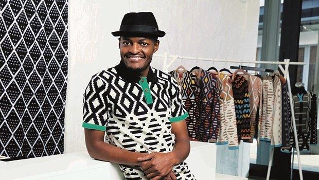 SA-born designer Laduma Ngxokolo designs costumes for Coming to America 2