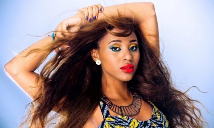 Girls with SUVs! Nadia Nakai shows off her new whip