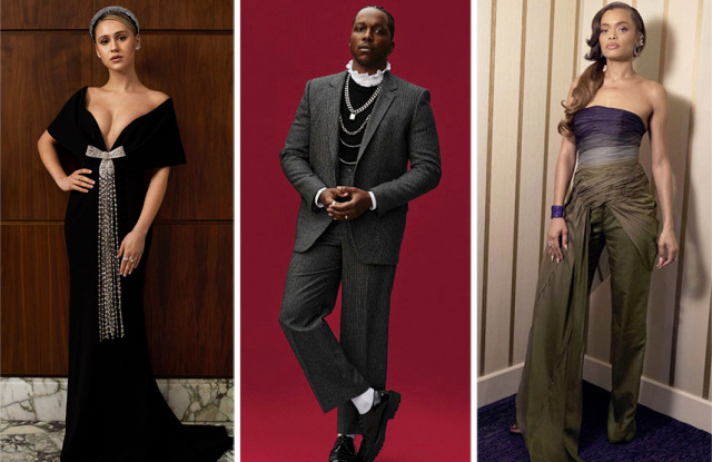 SEE| The best fashion moments at the 2021 Critics Choice Awards