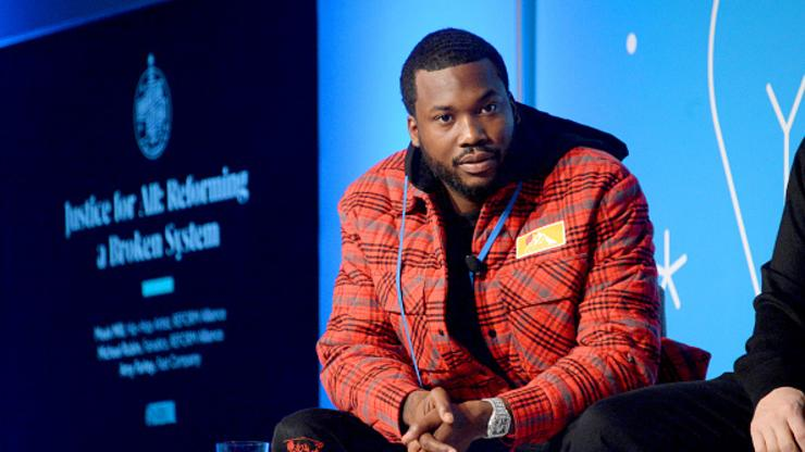 Meek Mill buys his grandmother a brand new house in Philadelphia