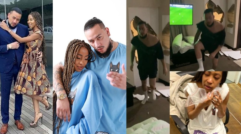 Shocking video: What really went down in AKA and Nelli Tembe's relationship?