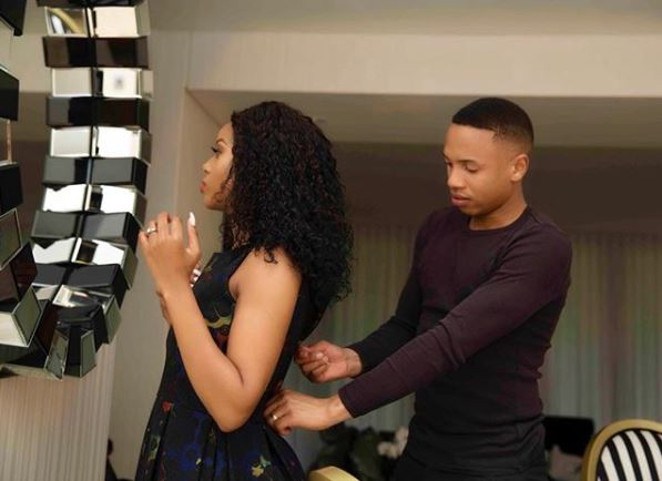 Andile Jali reportedly finds love after splitting with his wife Nonhle