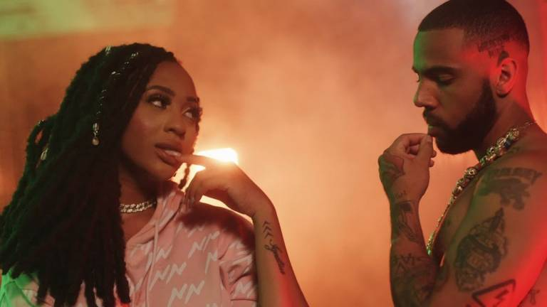 Nadia Nakai reveals how she keeps relationship with Vic Mensa spicy despite distance