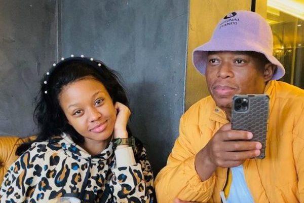 LISTEN  Baby Sponge Wodumo already has a song in studio waiting to be released