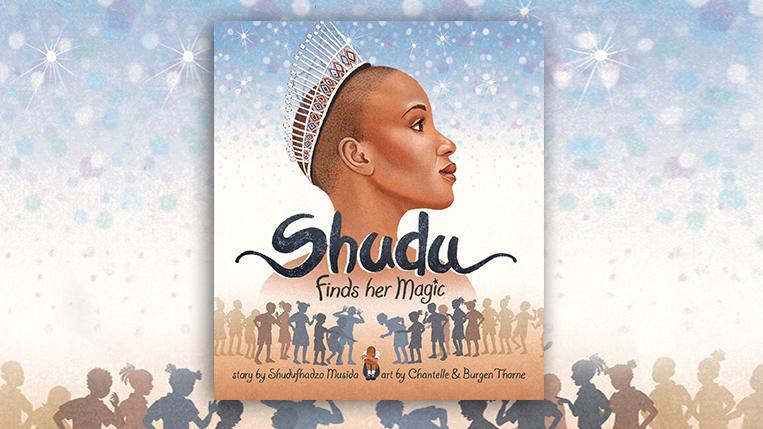 Miss SA Shudufhadzo debuts own children's book