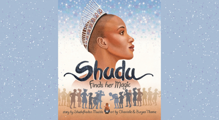 Shudufhadzo Musida's book hits the shelves!
