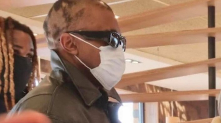 Kanye West changes his name and hairstyle [PICS]